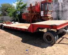 Acoplado Carreton para 12tt - USO Rural