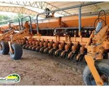 Agrometal TX Mega 32 a 35 cm Doble Fertilización Variable
