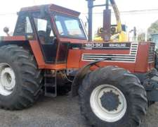 Tractor Fiat 180. 90