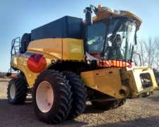 New Holland Cr 9060 - Año 2008 - 30 Pies - Rod Dual