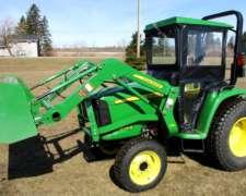 Tractor John Deere Con 320 Horas
