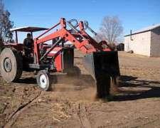 Palas Cargadoras para Cualquier Tractor