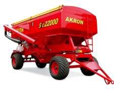Acoplado Para Semillas Y Fertilizantes Akron Sfc
