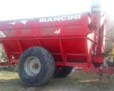 Monotolva Autodescargable Mancini 14 Tn