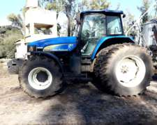 New Holland TM7040 C/ 4.000 Hs - Duales - Impecable