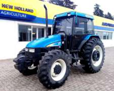 Tractor New Holland TL 95 - año 2011