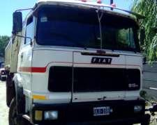 Camion y Acoplado Volcador