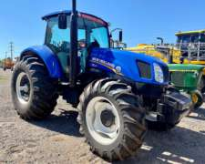 Tractor New Holland T6.130 C/ Cabina