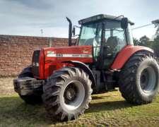 Tractor Massey Ferguson 660 DT año 2004
