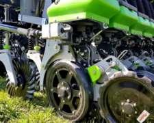 Sembradoras Brioschi - Autotrailer Grano Fino/grueso