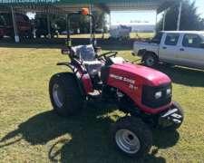 Tractor Apache Solis 26 GTP - Vende Forjagro