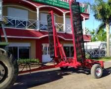 Rolo Transportable de 8 Mts Hidraulico