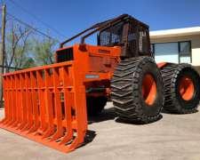 Rolos y Tractores Forestales Postdesmonte