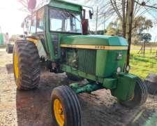 .john Deere 3530, Motor Nuevo 120hp, muy Bueno
