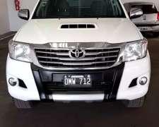 Toyota Hilux 3.0 CD SRV