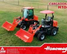 Nueva Pala Cargadora Hanomag H104