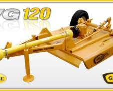 Desmalezadora de Arrastre AVG 120 150 200. Grosspal Nueva