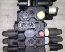 Caja de Valvulas para Cosechadoras CR