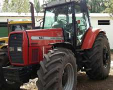 Massey Ferguson 680 190 HP Cabina Full Financio