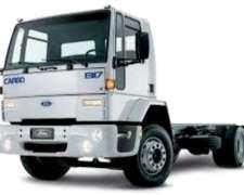 Camión Ford Cargo 2019