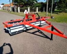 Rolo Triturador M-3000/75 Secman, Cuchillas Intercaladas
