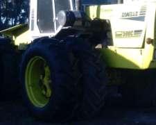 Tractor Articulado Zanello 500 C