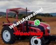 Tractor Hanomag 854a 80hp 4wd Agrícola Promo