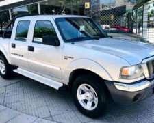 Ford Ranger XLT 4X4 Diésel Turbo