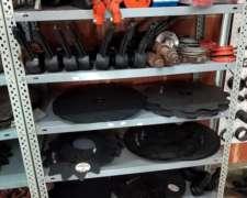 Vendo Repuestos Sembradoras Fercam Linea Completa