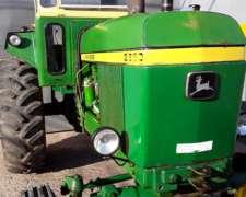 Tractor John Deere 3530 Motor Reparado