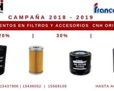 Filtros CNH Originales Oferta