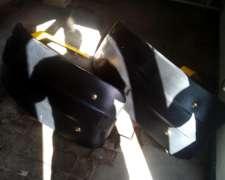 Guardabarro con Soportr de Plastico Delantero DT 230-250-280