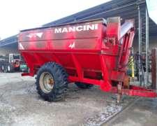 Tolva Autodescargable Mancini 16 TT