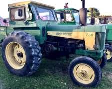 Tractor John Deere 730 Original en muy Buen Estado