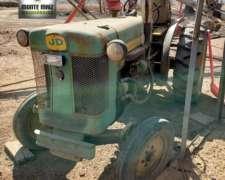 Tractor John Deere Funcionando