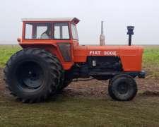 Tractor Fiat 900 e con Duales Excelente