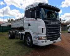 Scania G340 Chasis Largo