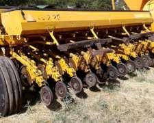 Sembradora Agrometal Gx 2 - 25 A 17.5 - Turbos Y Discos Mb