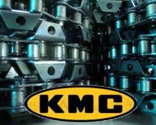 Juego Cadenas Acarreador KMC Don Roque RV125 (k70) o 10 MM.
