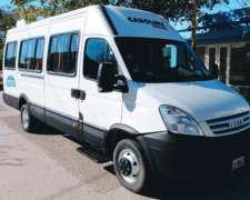 Minibus Iveco Daily 50c16