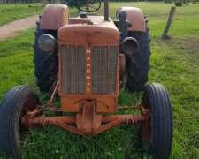 Vendo Tractor Hanomag R35