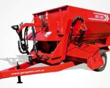 Mixer Horizontal GEA MG140