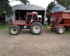 Vendo Tractor Fiat 121r