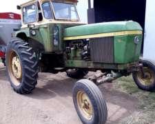 Tractor 3530 John Deere 1976