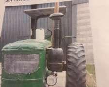 Tractor Deutz 70 -HP70 año 1970 TMA de FZA y SDA Hidraulica