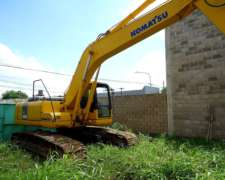 Zanjeos, Movimiento de Tierra, Alquiler Excavadoras