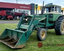 John Deere 4420 - año 1982 - Rodado 18.4-34 -c/pala Ferrucci