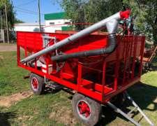Tolva De 8 Tn Con Chimango Hidraulico
