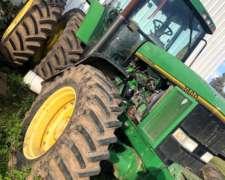 John Deere 7800 a Reparar