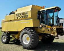 New Holland TX 68 - año 1998